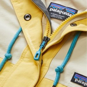 Patagonia Jackets & Coats - Patagonia Yellow Skyforest Parka